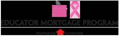 Home Buying Programs for Teachers – FHA Mortgage Refinancing Logo